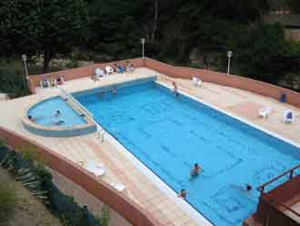 Rennes-les-Bains swimming pool